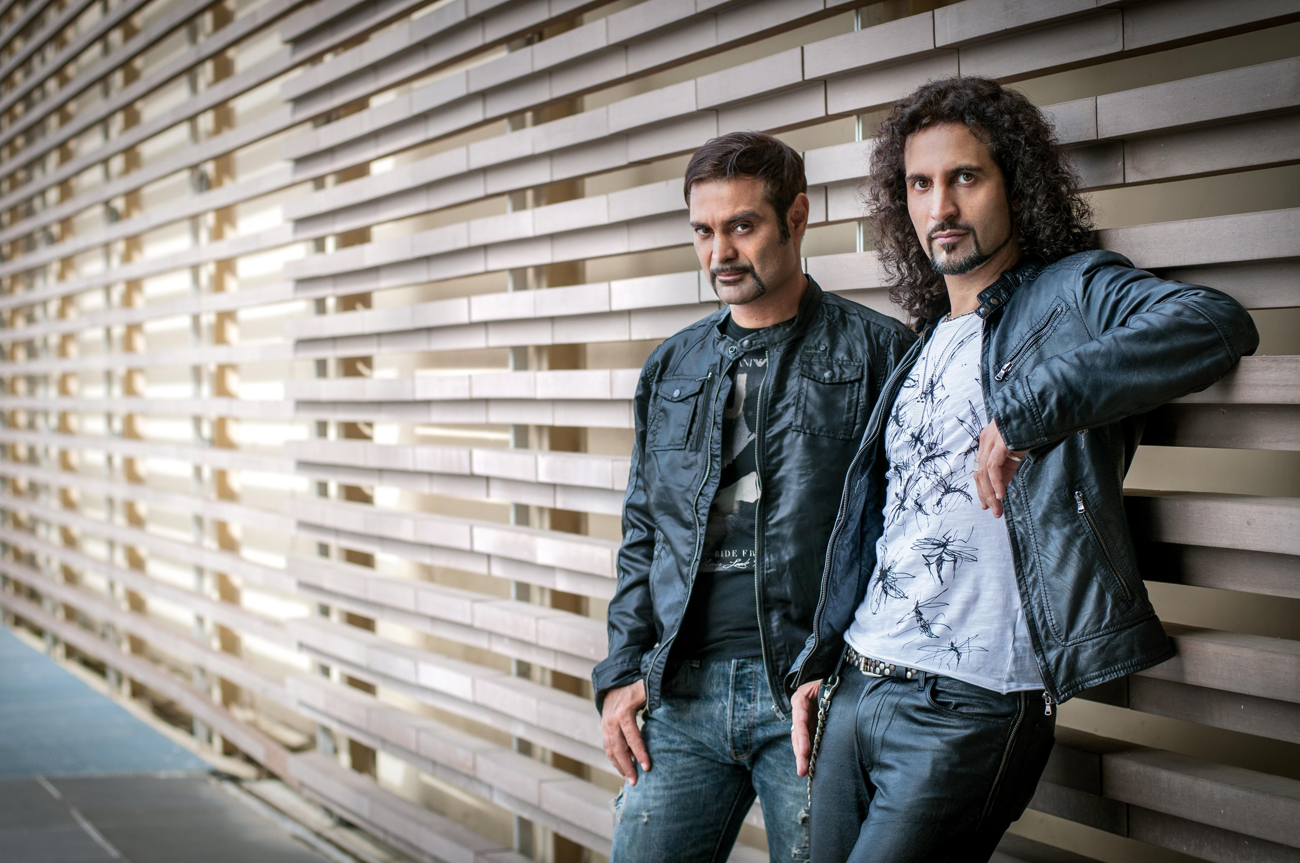 Alex ed Enrico GHOST(1)